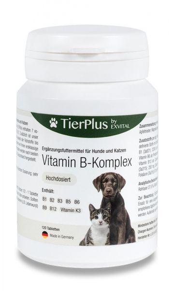 Vitamin B Komplex für Hunde & Katzen